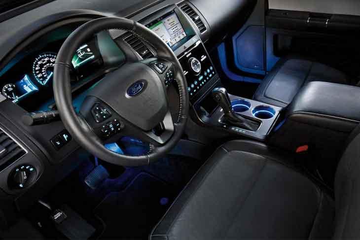Ford Flex Exterior and Interior