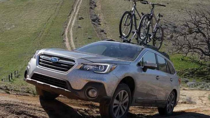 2013 Subaru Outback – Dream Wheels