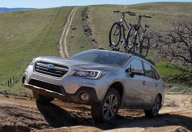 2013 Subaru Outback – Dream Wheels