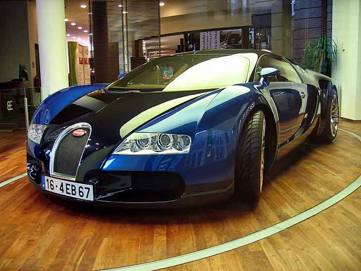 2013 Bugatti Veyron 16.4 Grand Sport Vitesse – Review