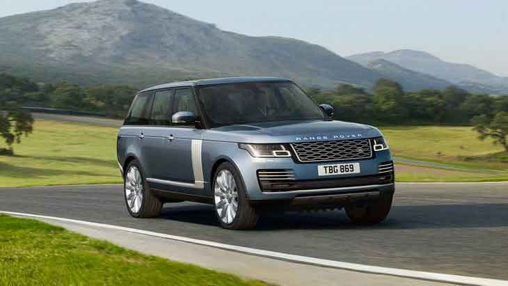 Reviewing 2013 Land Rover Range Rover