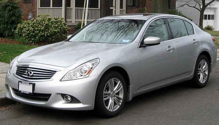 2013 Infiniti G Convertible IPL – Review