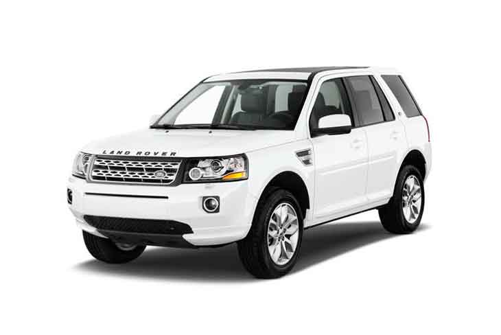 2013 Land Rover LR2 SUV – Review