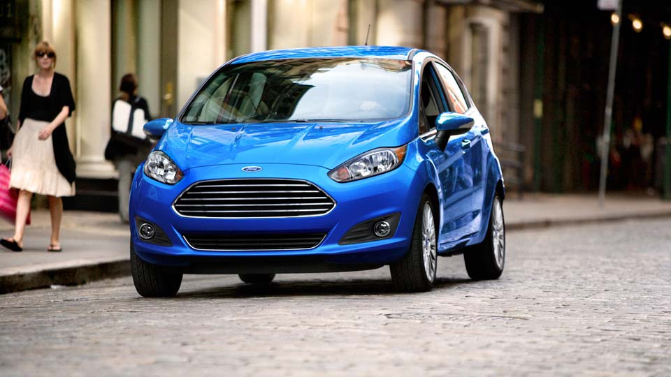 2014 Ford Fiesta – Review