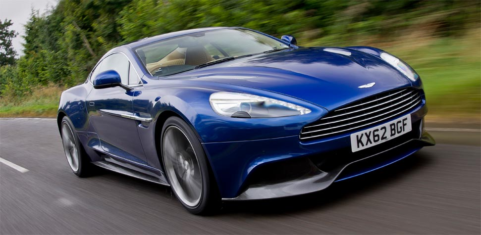 2014 Aston Martin Vanquish – Review