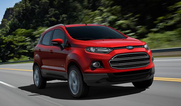 2013 Ford Ecosport – Rewiew