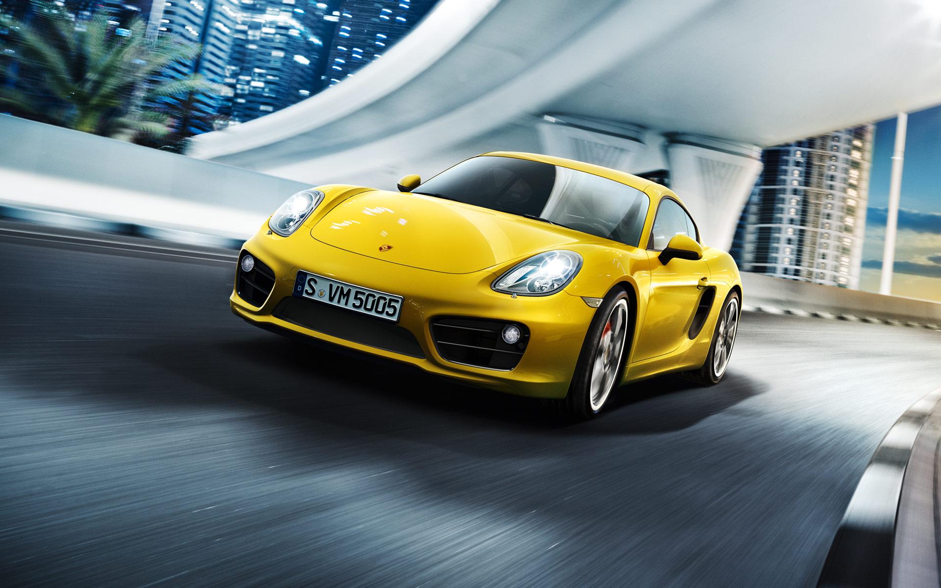 Porsche Cayman 2.7 – Review