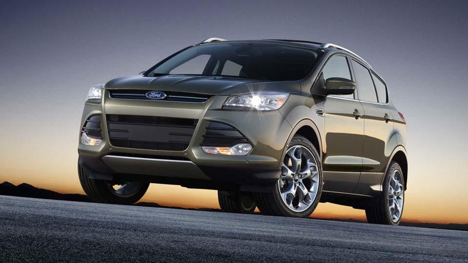 5 Best SUVs Cars 2013