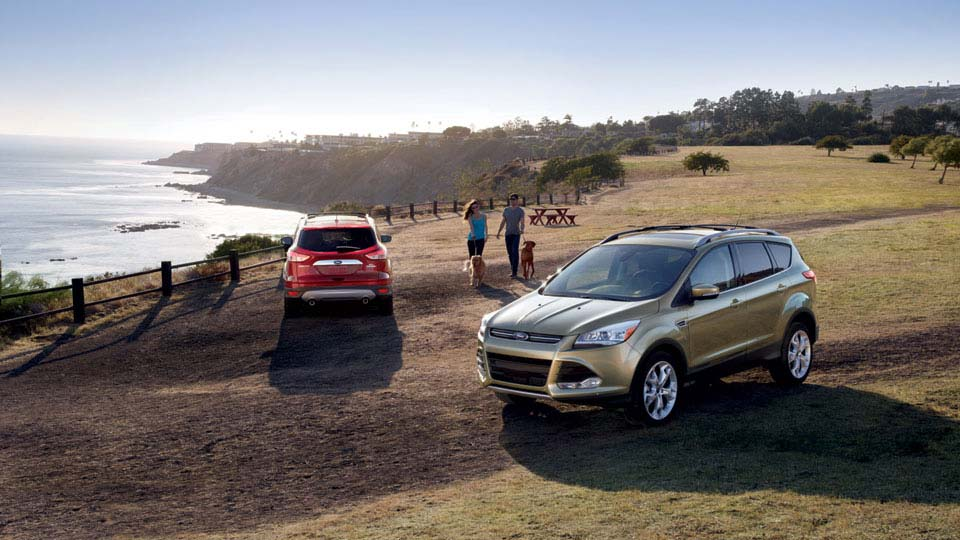 2013 Ford ESCAPE – Review