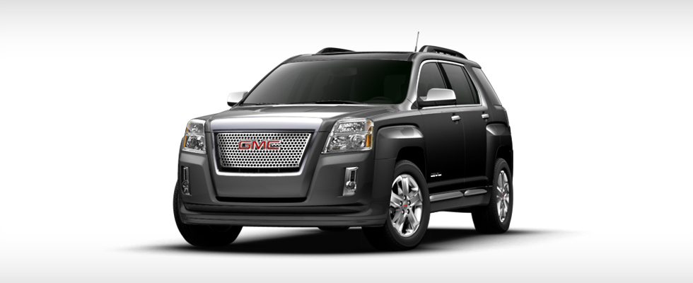2013 GMC Terrain Denali – Review