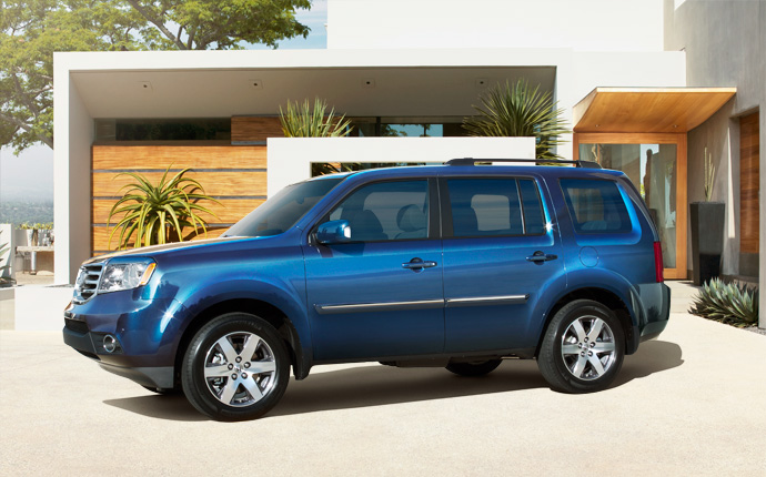 2013 Honda Pilot – Review