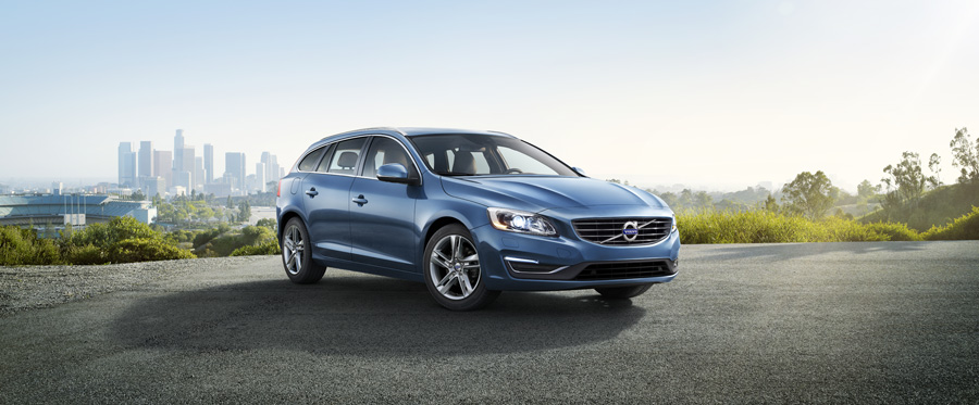 2014 Volvo V60 – Review