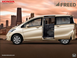 Honda Freed 300
