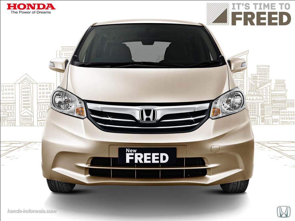 Honda Freed And Freed Spike Hybrid – Review