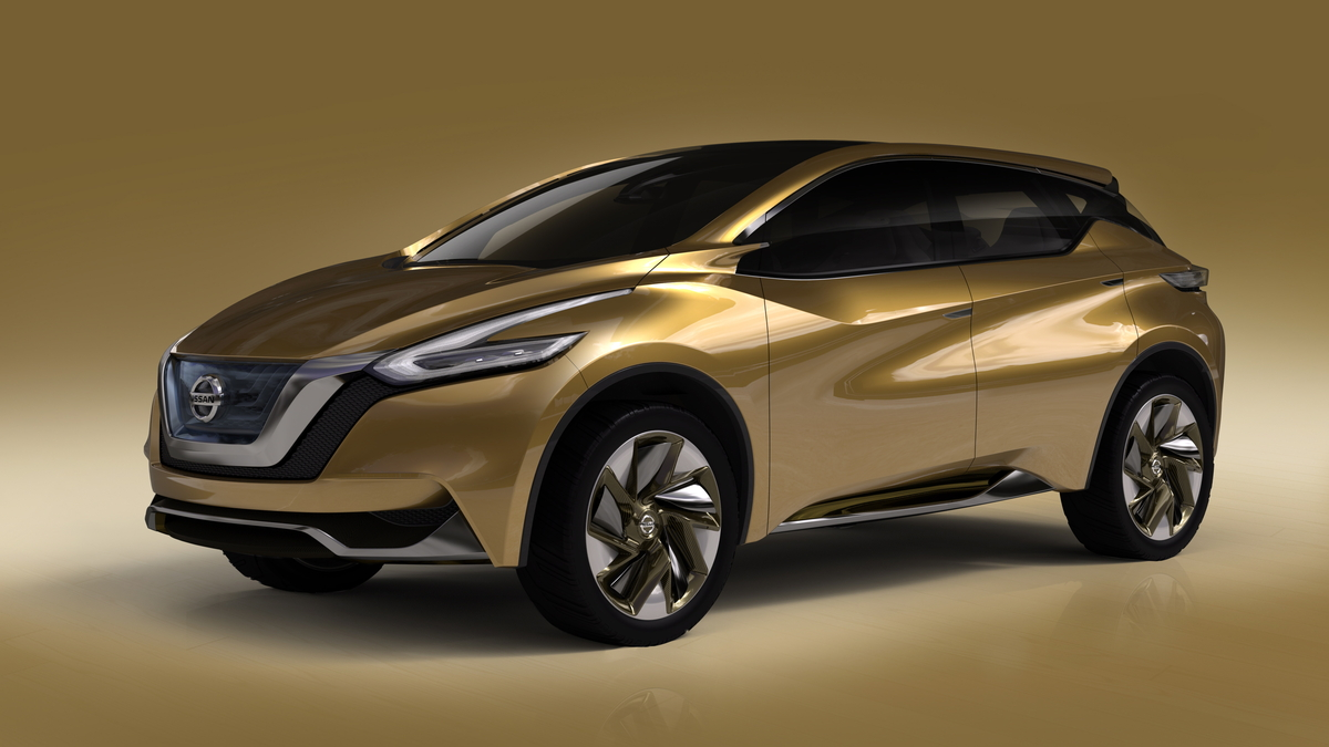 The Nissan Resonance Concept Car