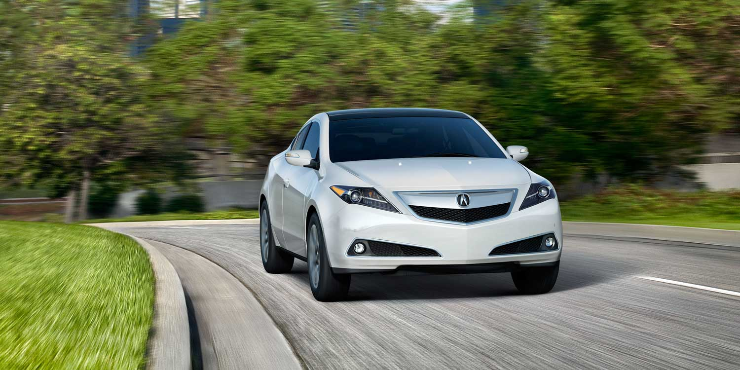 2013 Acura ZDX – Review
