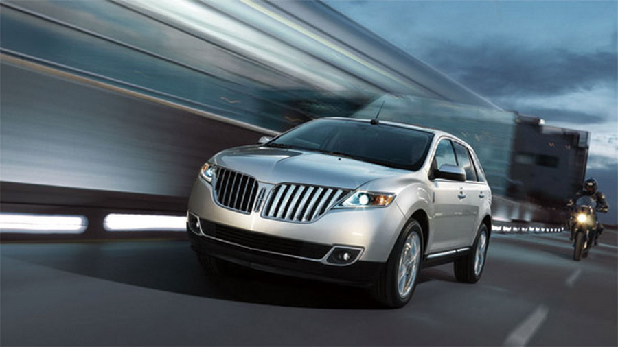Lincoln MKX 9