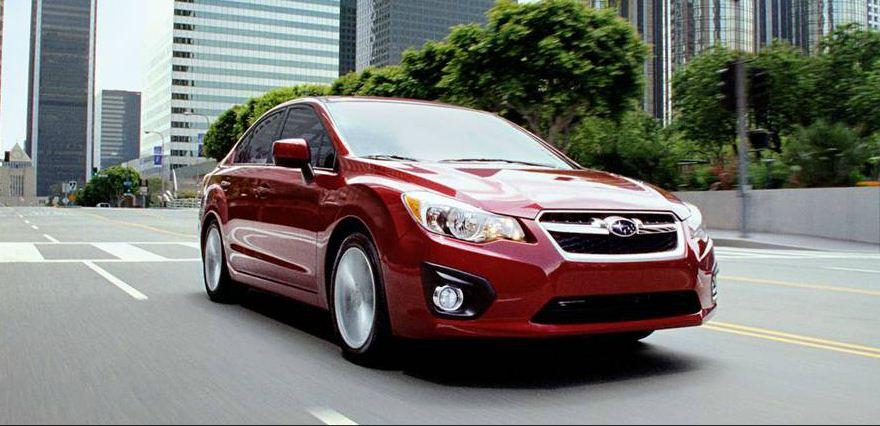 2013 Subaru Impreza – Review