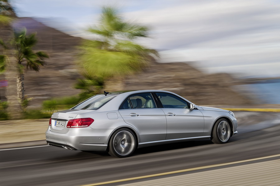 Mercedes Benz Ready to Take Orders for E 350 BlueTEC