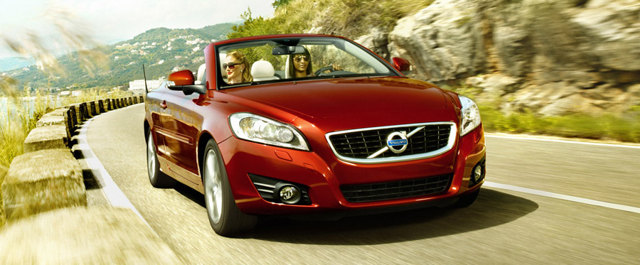 2013 Volvo C70 – Review