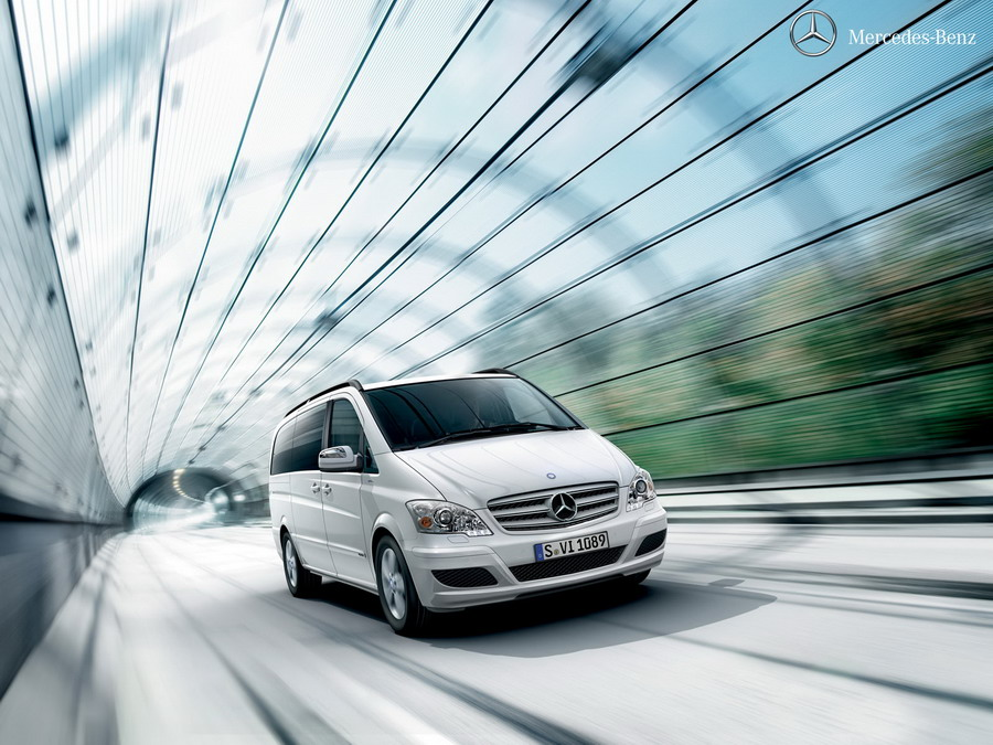 The New Model M8 Mercedes Vito