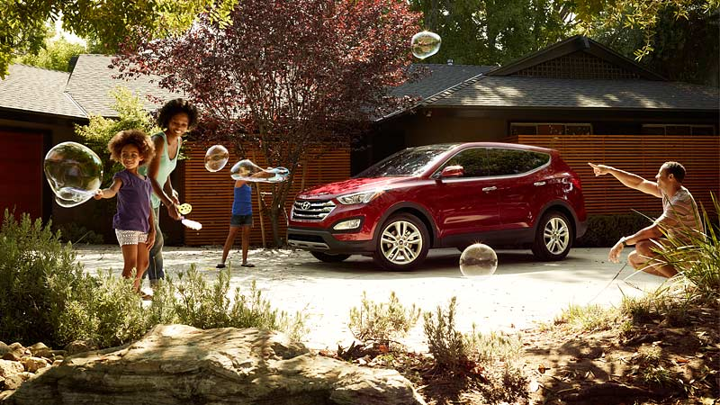 Hyundai's Santa Fe – Sensation Amongst Americans