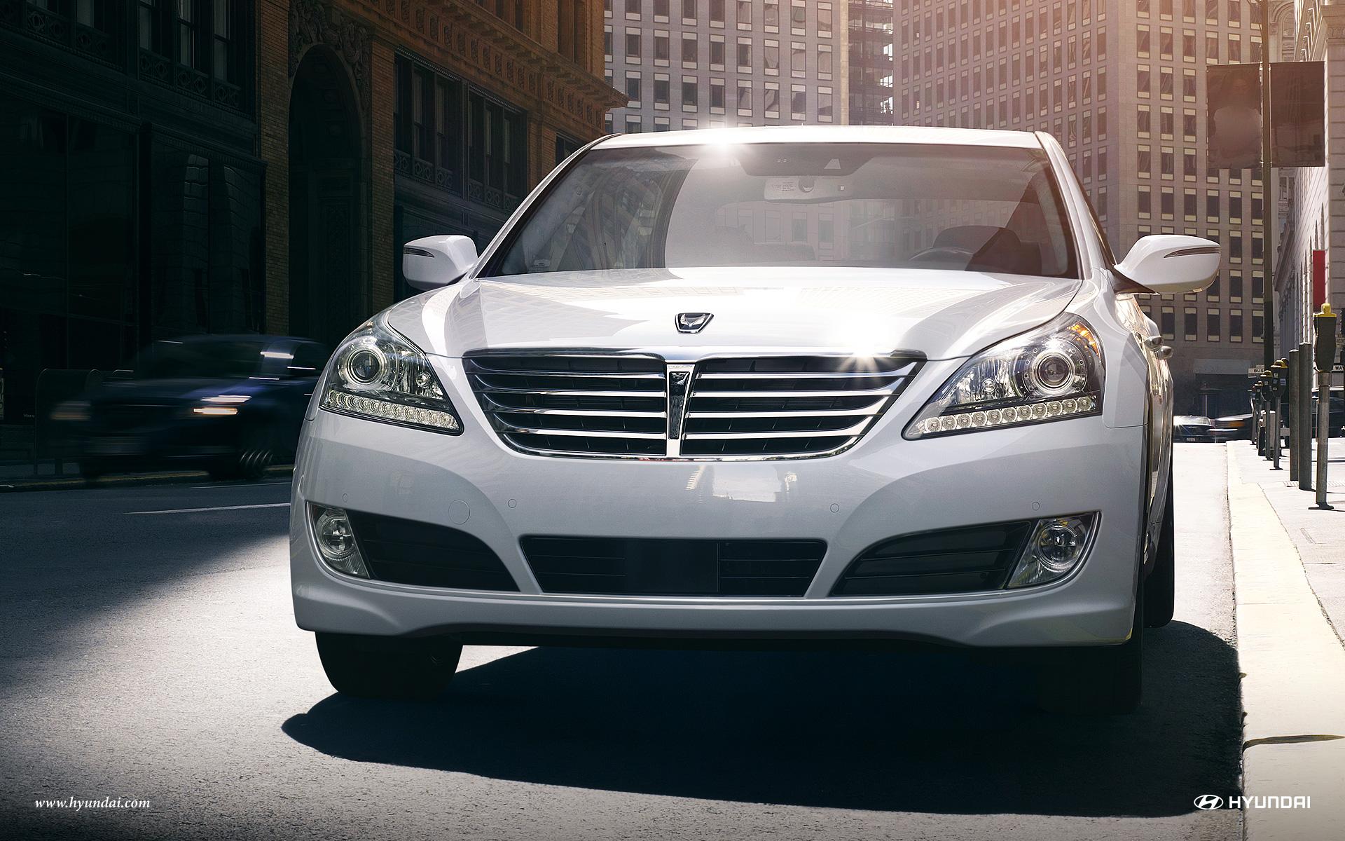 2014 Hyundai Equus – Review