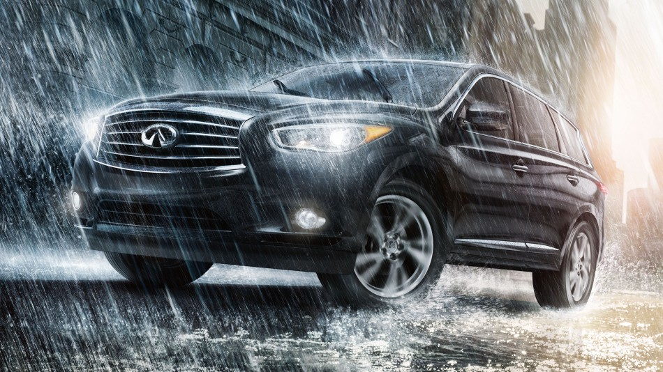 2013 Infiniti JX35: Intelligent and Functional Crossover