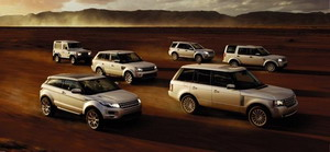 Land-Rover-lineup