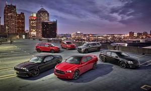 Dodge Vehicles Lineup