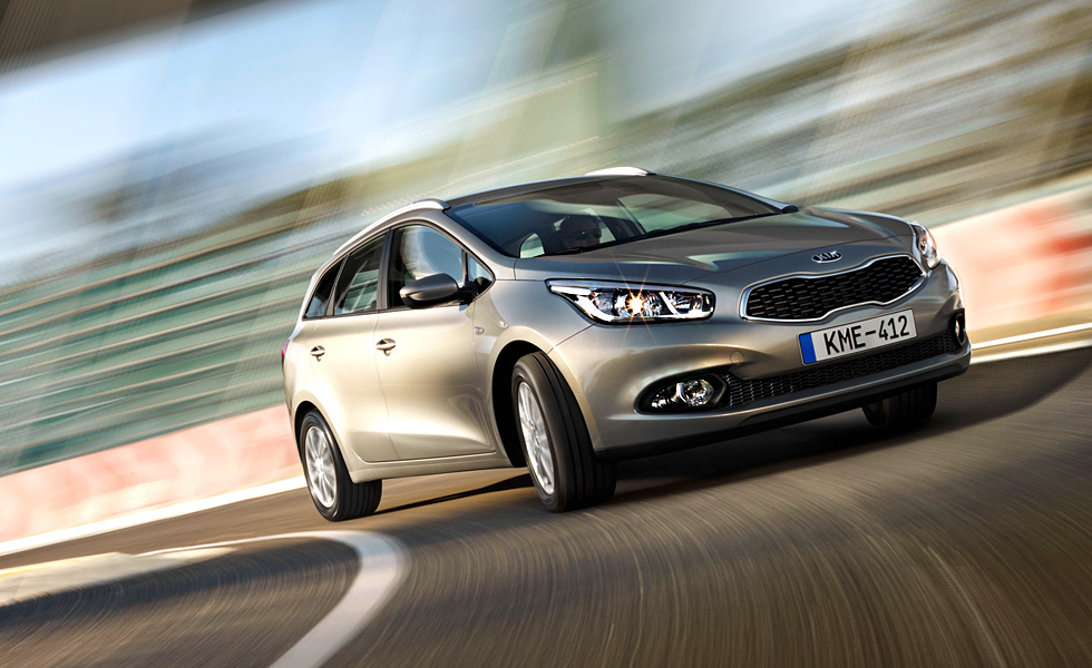 2013 Kia Cee`d Sportswagon – Review