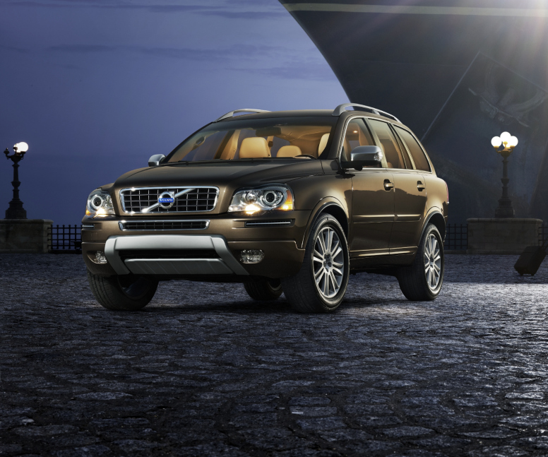 2013 Volvo XC90 – Review