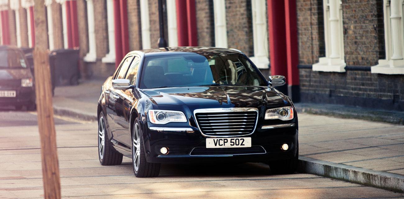 Chrysler 300: Under the bonnet