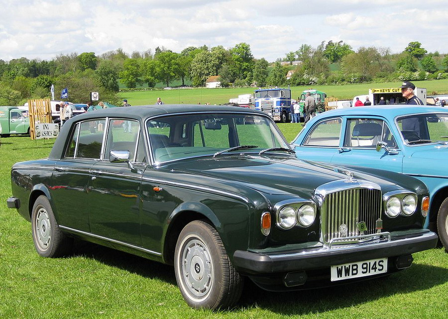 1977 Bentley T2 Saloon