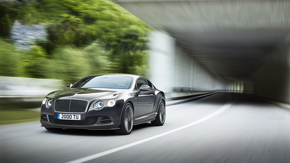 Bentley Reveals its Continental GT Speed and Flying Spur