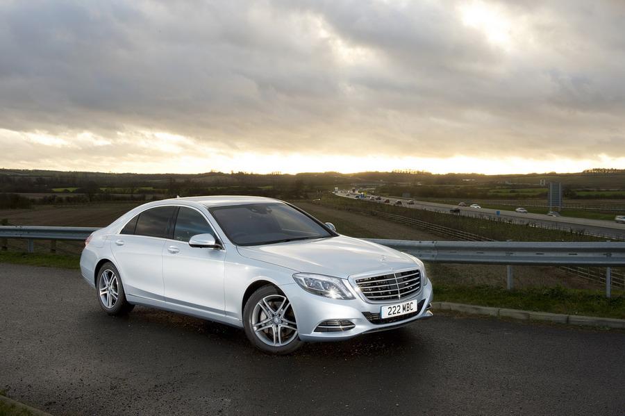 Chauffeur Car of Choice Award Goes to Mercedes Benz S-Class