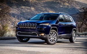 2014 Jeep Cherokee Review