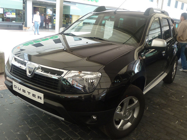 The 2014 Dacia Duster