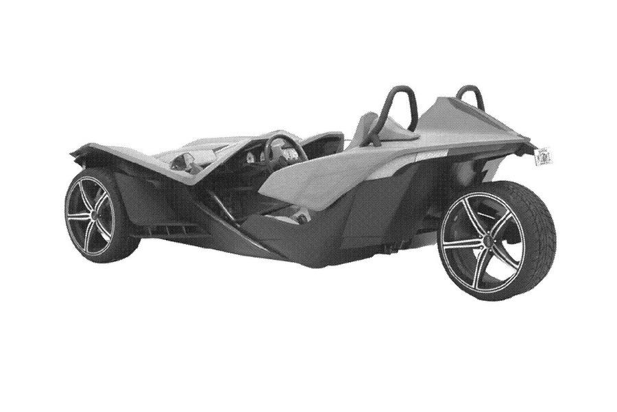 2015 Polaris Slingshot: A New Age Experimental Sports Car