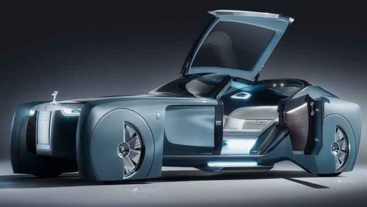 Rolls Royce – All Electric Models Considered For The Near Future