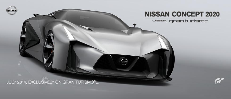 2020 – A Nissan Space Odyssey