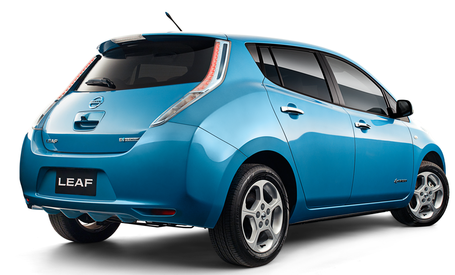 Nissan Leaf Is Now Profitable