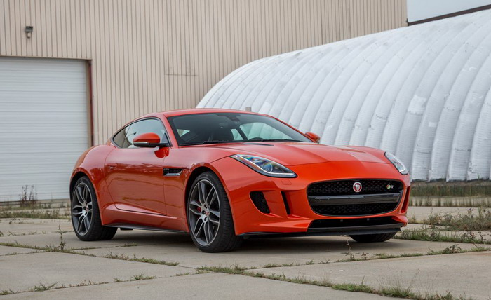 2015 Jaguar F-Type R Coupe: Exceptionally Fast and Fearsome