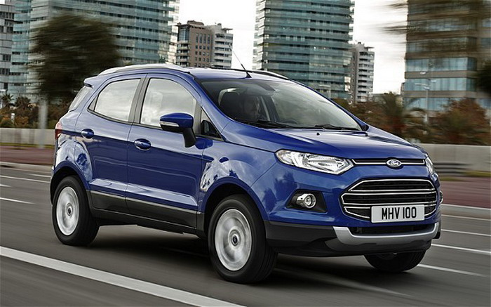 Topic-Why Ford EcoSport is better than Duster and Terrano?