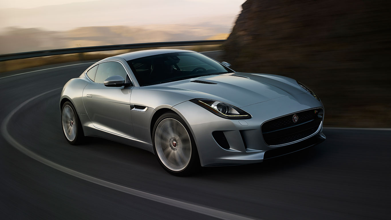 2015 Jaguar F-Type R Coupe – The Most Powerful Jaguar Coupe Ever