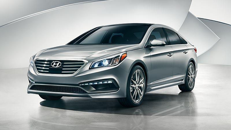 2015 Hyundai Sonata Eco – A Fuel Efficient Family Sedan