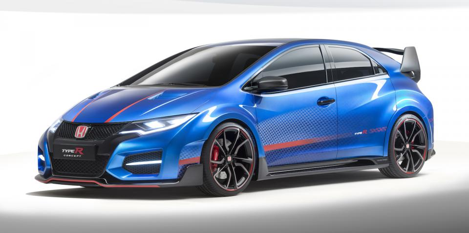 Honda Ready to Re-Introduce Civic Type R in the Australian Market