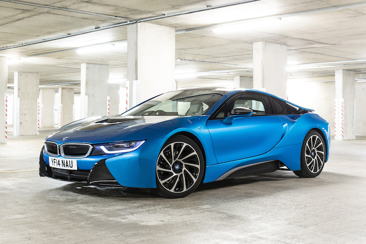 BMW Plans to Ramp Up Production for i8 Amidst Strong Demand