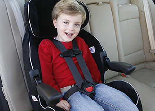 5 Child Car Seat Safety Tips