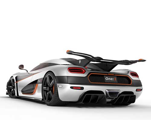 Koenigsegg Pushes For More Power With Agera RS